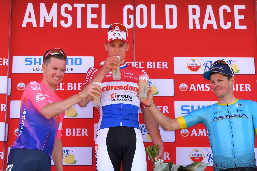 How organizers saved the Amstel Gold Race