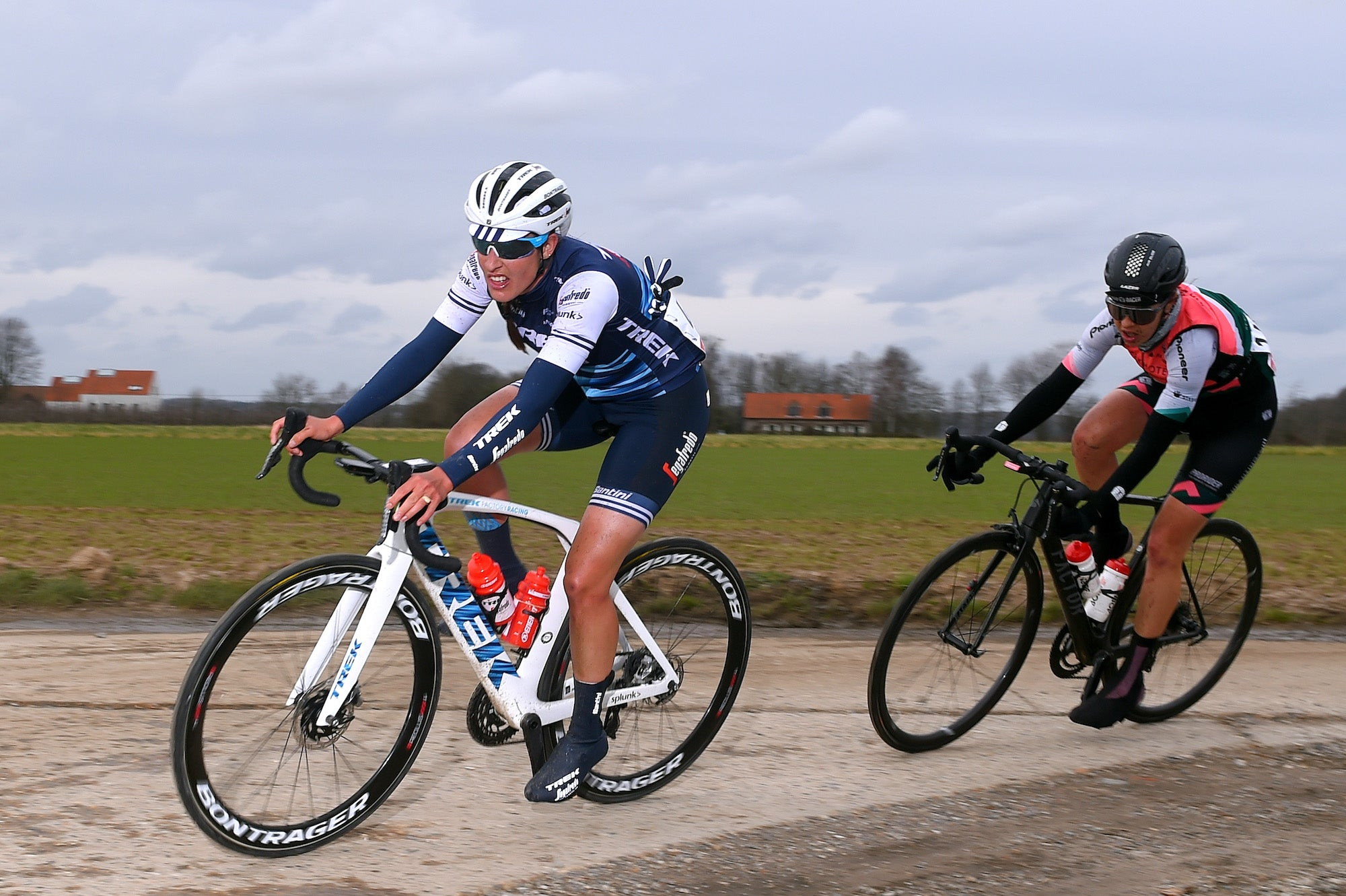 Paris-Roubaix: Some races are too special for the men to keep to themselves