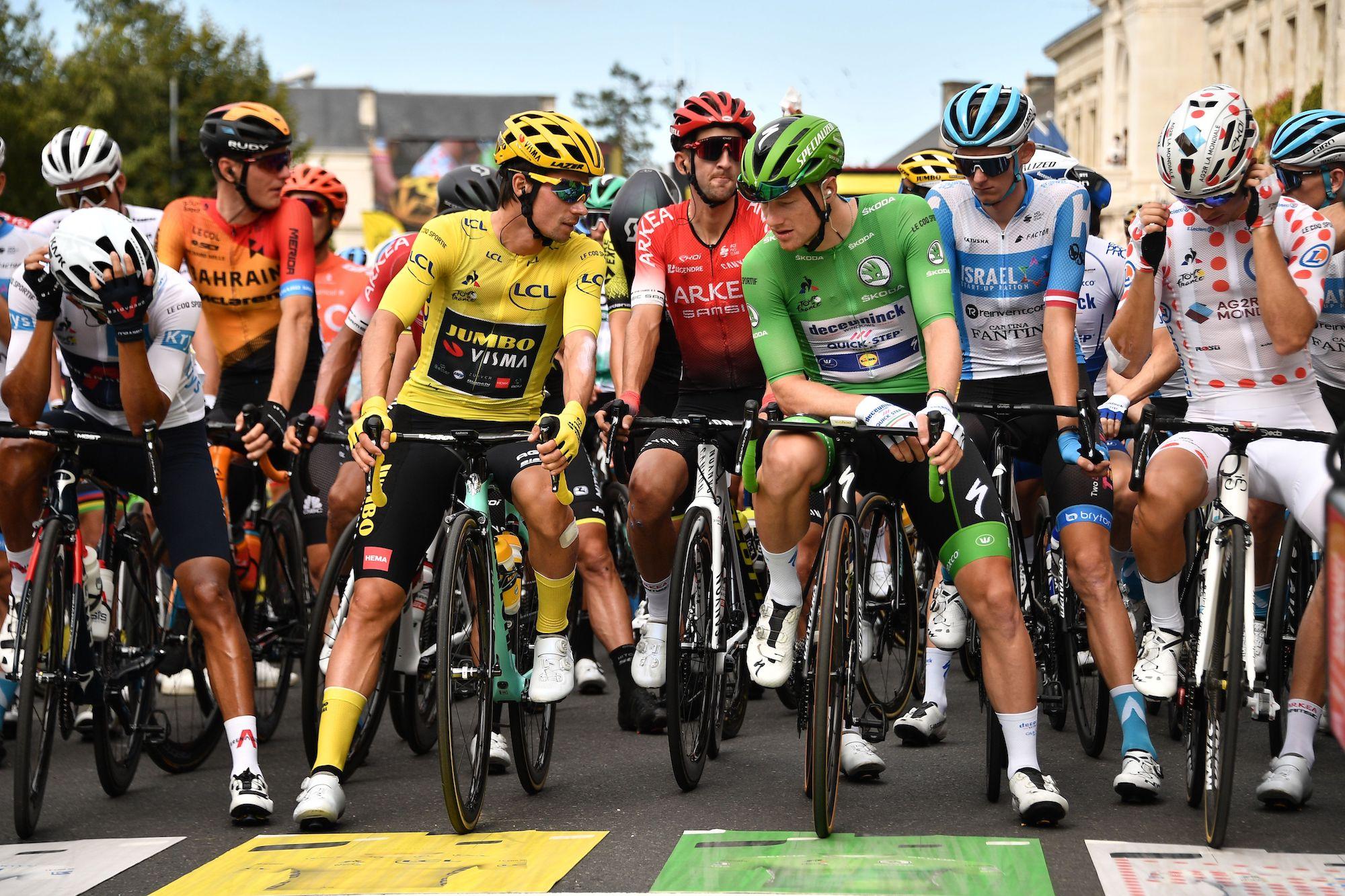 Rotterdam et La Haye envisagent d'accueillir le Tour de France Grand Départ en 2024 ou 2025
