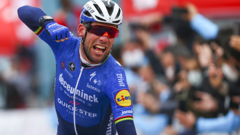 Patrick Lefevere: 'If I thought Mark Cavendish was done, I would not have taken him back'