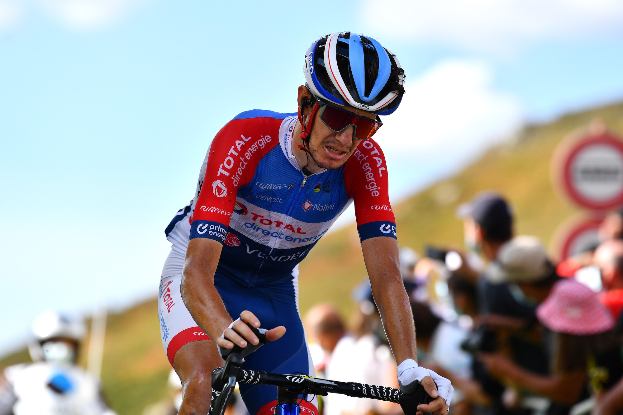 Romain Sicard forced to end career due to heart problem