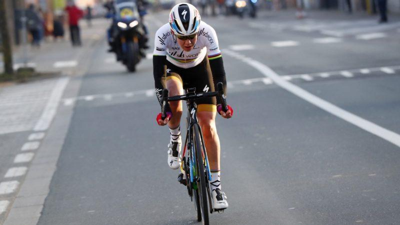Flèche Wallonne: Anna van der Breggen mikt op zevende opeenvolgende titel