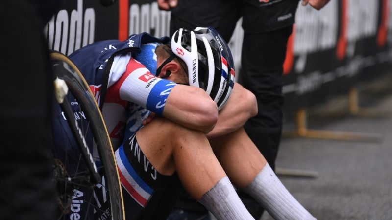 The Spartacus Papers: Fabian Cancellara on what went wrong for Mathieu van der Poel, Wout van Aert