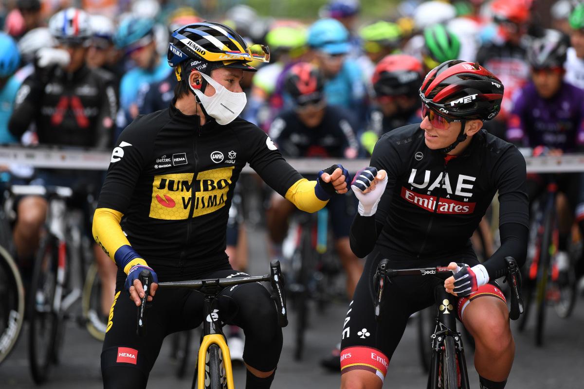 Tadej Pogačar, Primož Roglič sul filo del rasoio verso il Tour de France – VeloNews.com