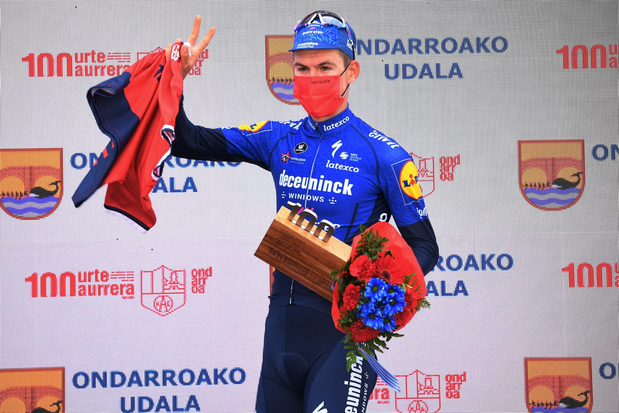 """Wir inspirieren uns ständig"": Deceuninck – Quick-Step-Fliegen nach dem 15. Saisonsieg bei der Tour of the Basque Country"