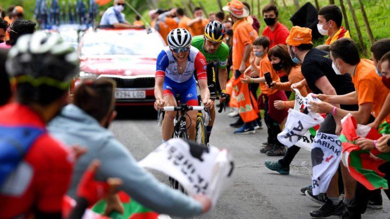 Itzulia Baskenland: Wat de sterren zeiden na een hectische laatste etappe