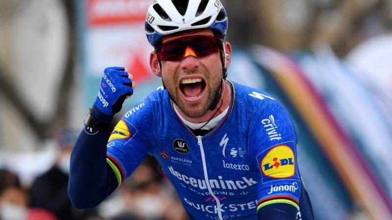 Mark Cavendish et la dernière des 20 saisons de victoires