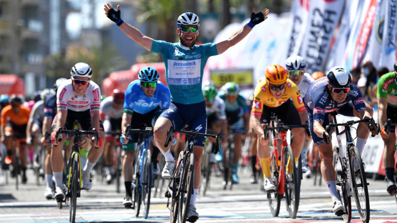 Mark Cavendish doubles up with stage three victory of Tour of Turkey 2021