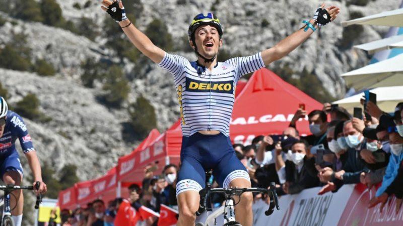 VN-ticker: José Manuel Díaz wint Ronde van Turkije etappe 5, Androni slaat Giro d'Italia-ticket