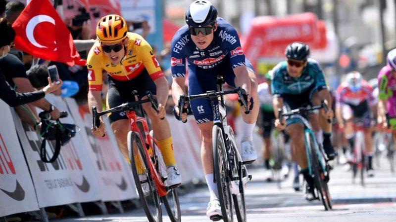 VN-nyhedskort: Jasper Philipsen vinder Tour of Turkey etape 6, Primož Roglič for at omgå Tour de France-opvarmningsløb