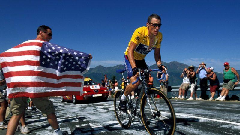 Voormalige Franse antidopingbaas beschuldigt Lance Armstrong van motordoping