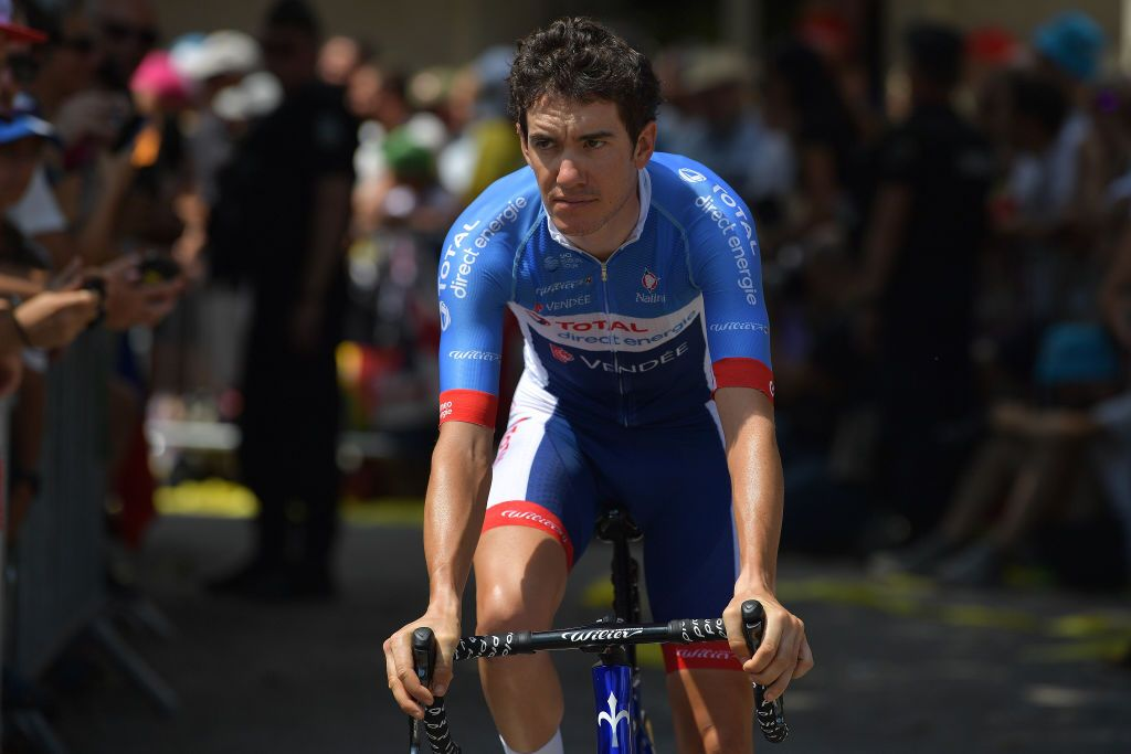 Romain Sicard retires due to a cardiac anomaly
