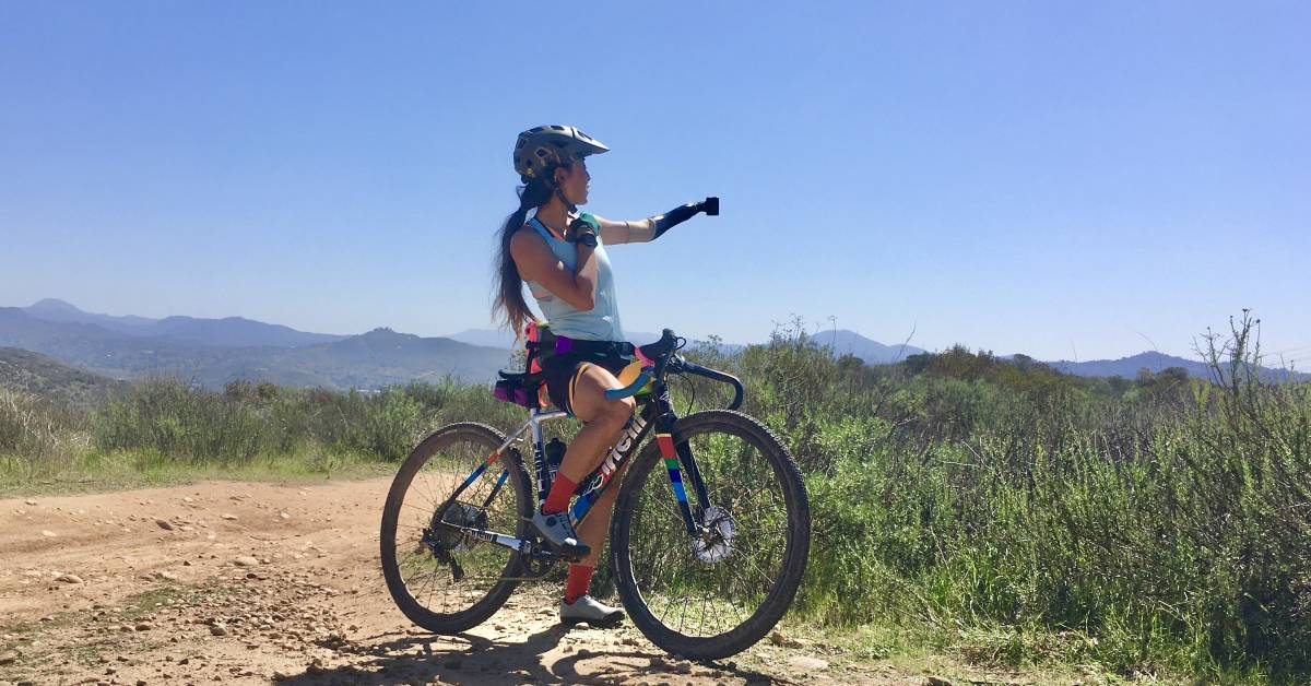 Leading the Pack: Adaptive Athlete Pedals Mountain Biking Toward Paralympics