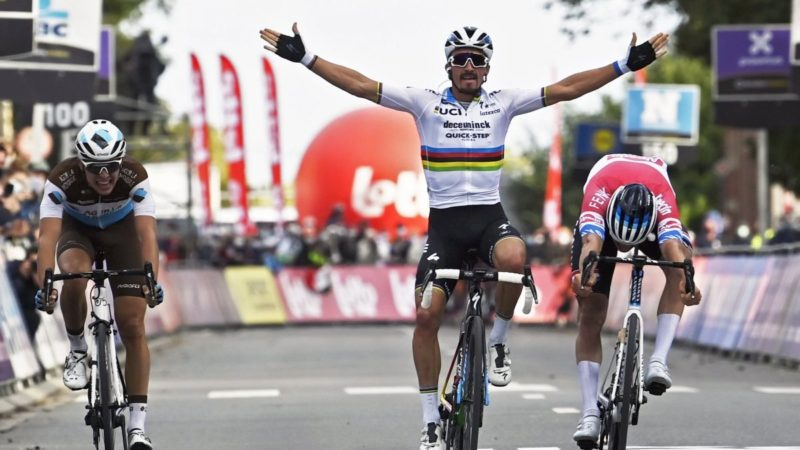 De Brabantse Pijl past winners