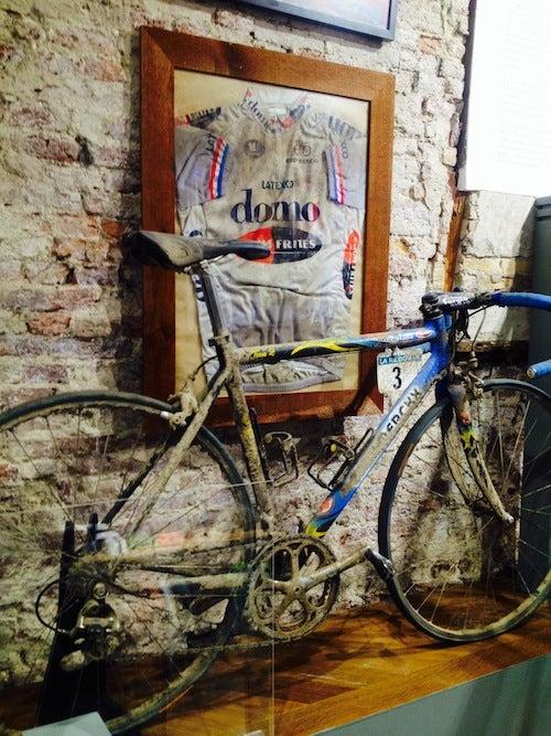Prognose für das neu geplante Paris-Roubaix am Sonntag?  Natürlich Regen