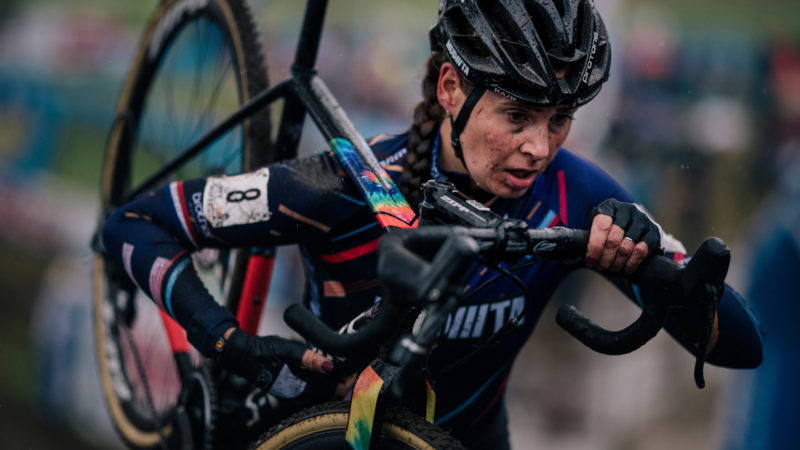 Former pro Nikki Brammeier on cycling's unhealthy obsession with weight