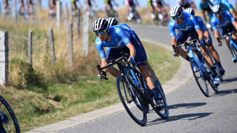 Enric Mas comes out on top on stage three summit finish at Volta a la Comunitat Valenciana 2021
