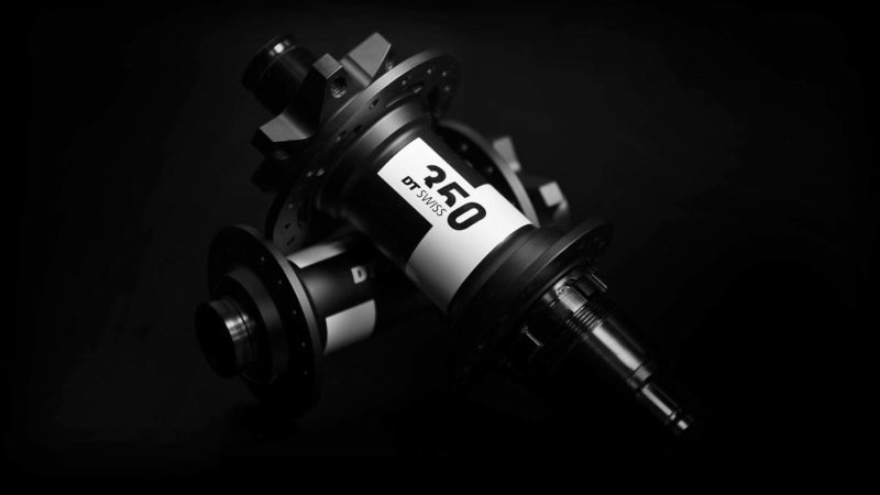 New lighter, faster DT Swiss 350 MTB hubs with Star Ratchets