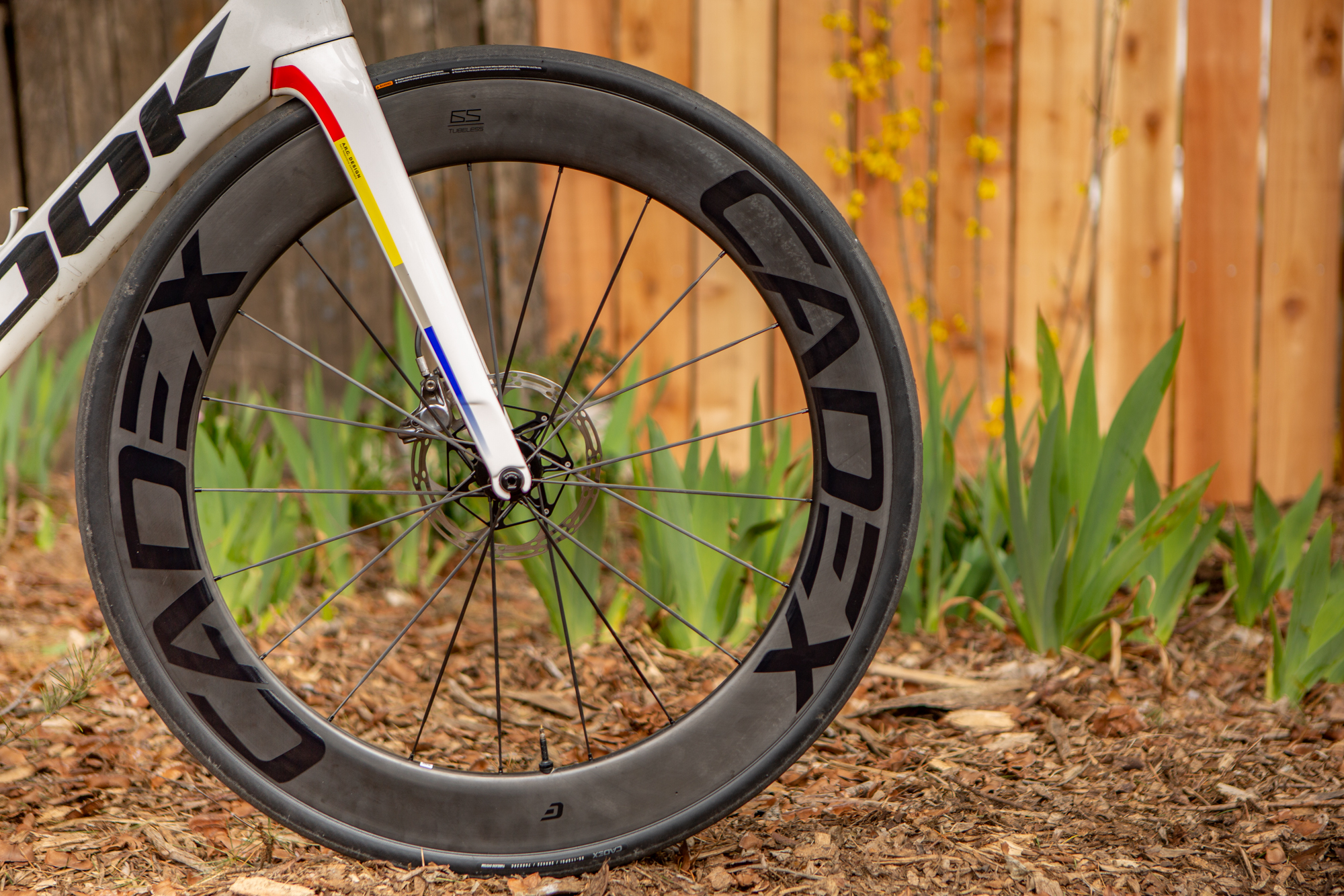 CADEX 65mm Road Wheelsystem review