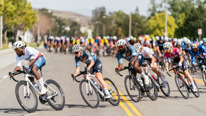 L39ion of Los Angeles turns heads with co-ed team in win at Majestic Crit