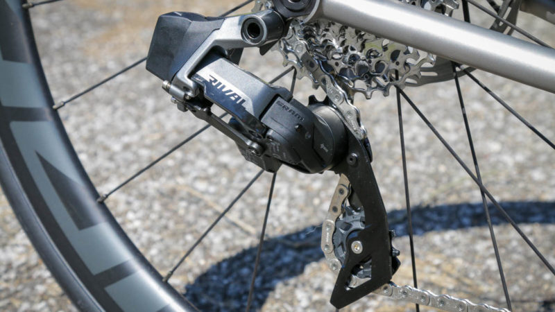 Hands On: Complete Rival eTap AXS wireless road group with actual weights