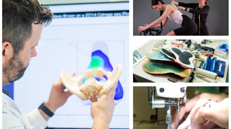 Endura Ergonomistry Project-resultater i Women's Pro SL EGM Bibshort m / ny teknologi og pasform