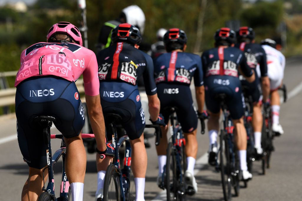 Analysing Ineos Grenadiers' Giro d'Italia long list