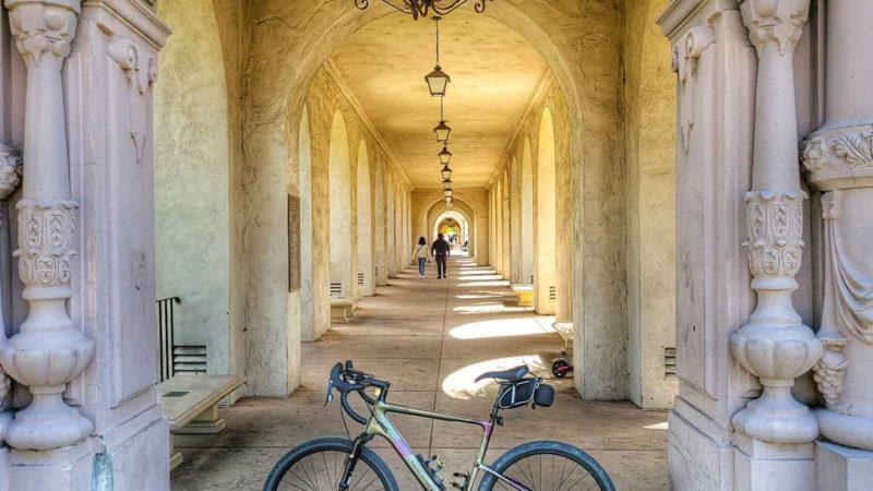 Bikerumor Pic Of The Day: Balboa Park – San Diego, California