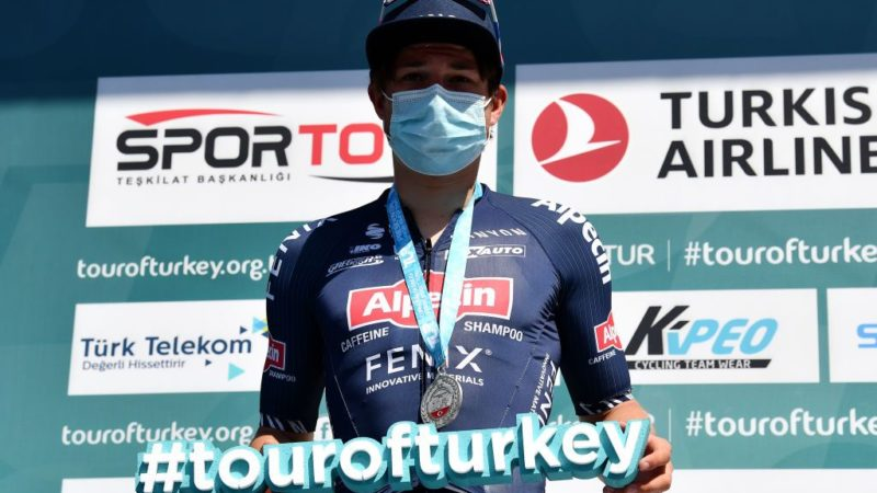 Philipsen hungry for more at Tour of Turkey after Scheldeprijs triumph