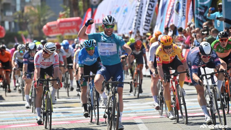 Mark Cavendish sprints to another win in Turkey: Daily News