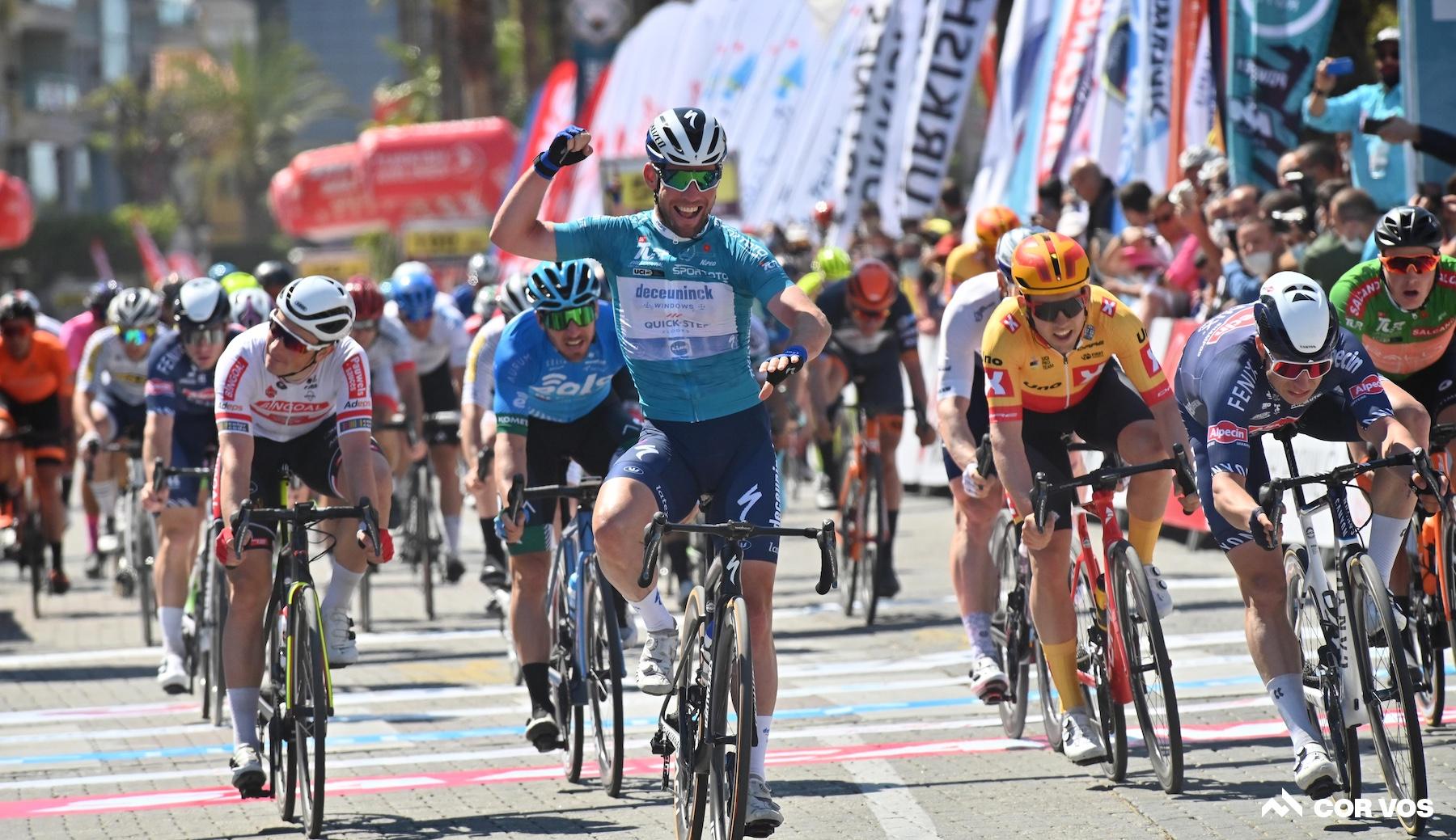 Mark Cavendish corre hacia otra victoria en Turquía: Daily News