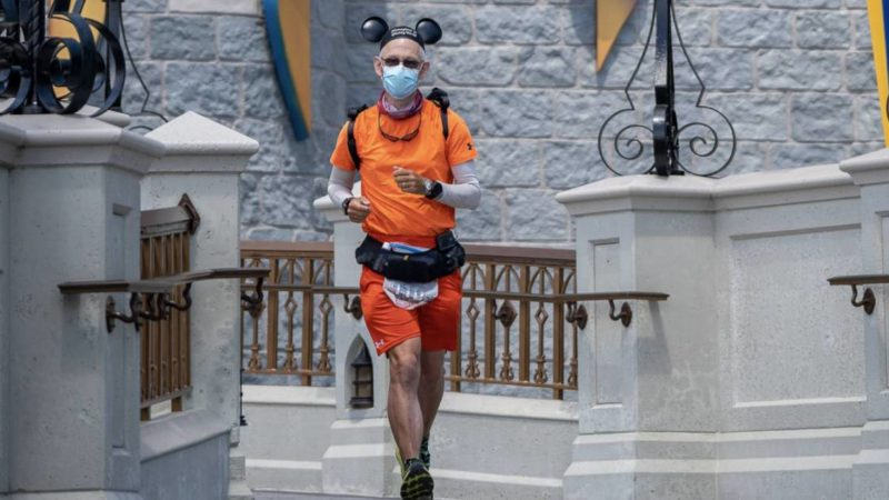 Adventure News of the Week: Disney-to-Disney Run, AZT FKT, and More