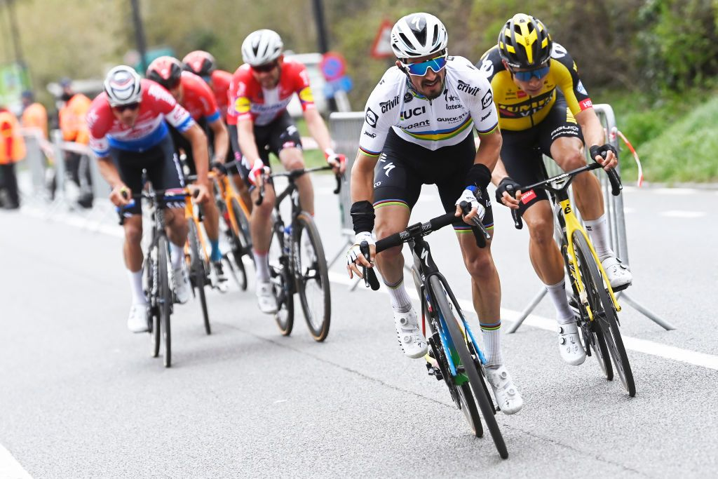 Julian Alaphilippe: New Amstel Gold Race course is like World Championships