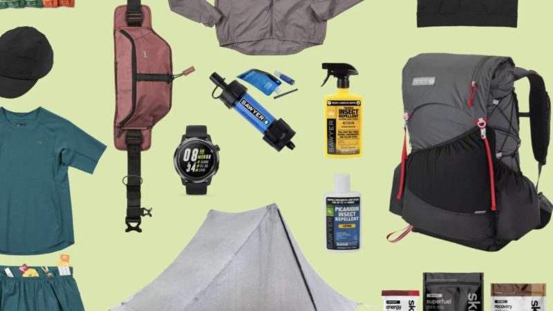 Fastpacking Giveaway: Enter to Win Gear and Pro Coaching for Fast-and-Light Adventures