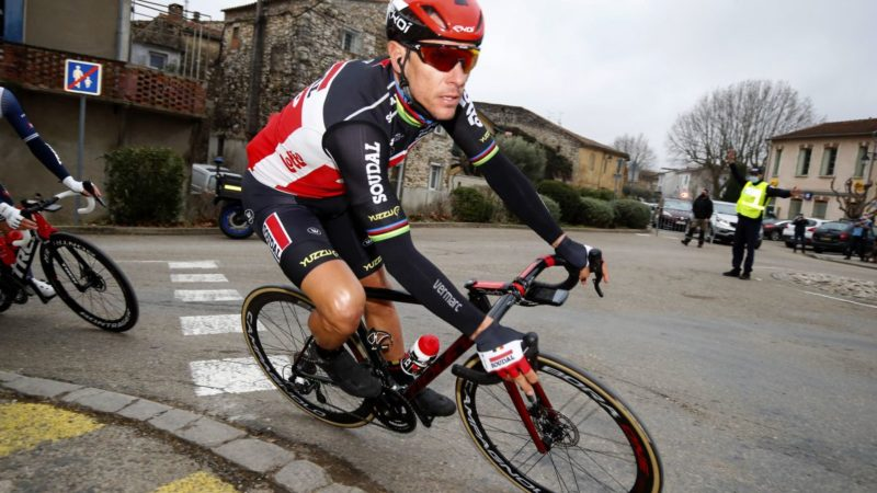 Philippe Gilbert to return for Flèche Wallonne and Liège-Bastogne-Liège