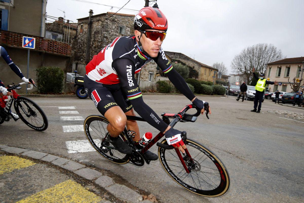 Philippe Gilbert to return for Flèche Wallonne and Liège-Bastogne-Liège