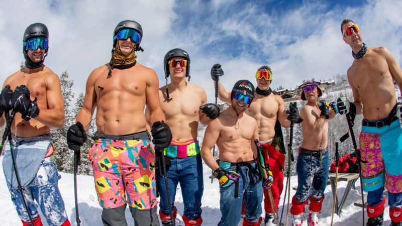 Watch: Pit Viper Sends Gronkow-'Ski' Brothers to Jerry School