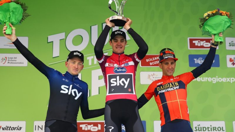 Tour of the Alps past winners