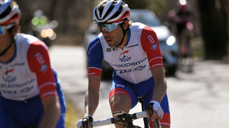 Thibaut Pinot casts doubt on Giro d'Italia appearance