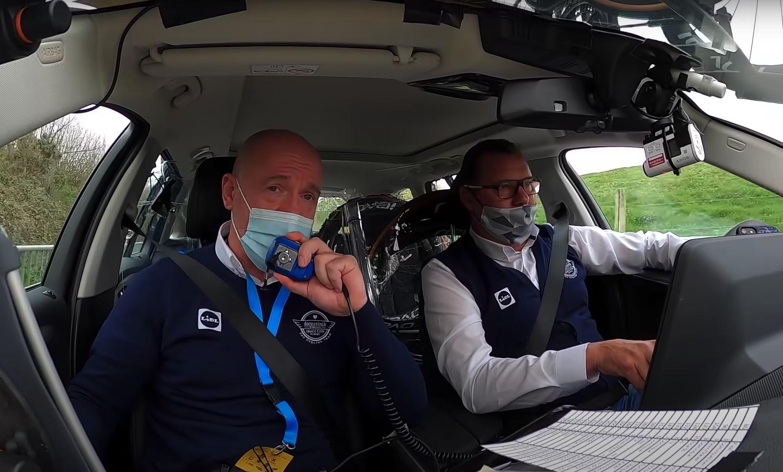 Video: Achter de schermen van de overwinning van Kasper Asgreen in de Ronde van Vlaanderen