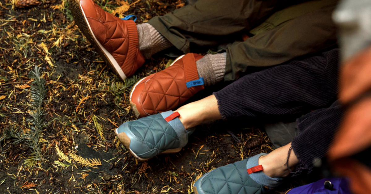 Teva Partners With TerraCycle to Create 'Forever' Shoe Recycling Program