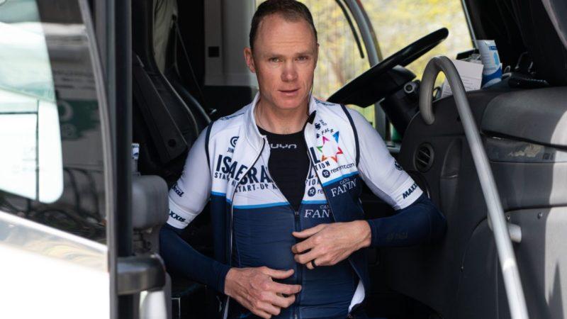 Chris Froome: Het droomscenario zou een ritzege in de Tour de France zijn