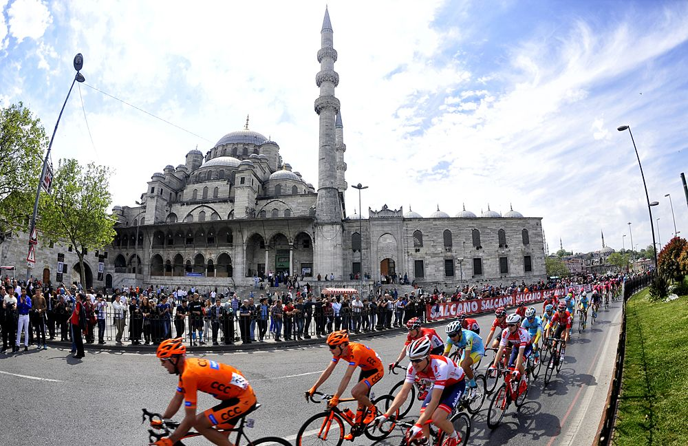 Presidential Cycling Tour of Turkey winners