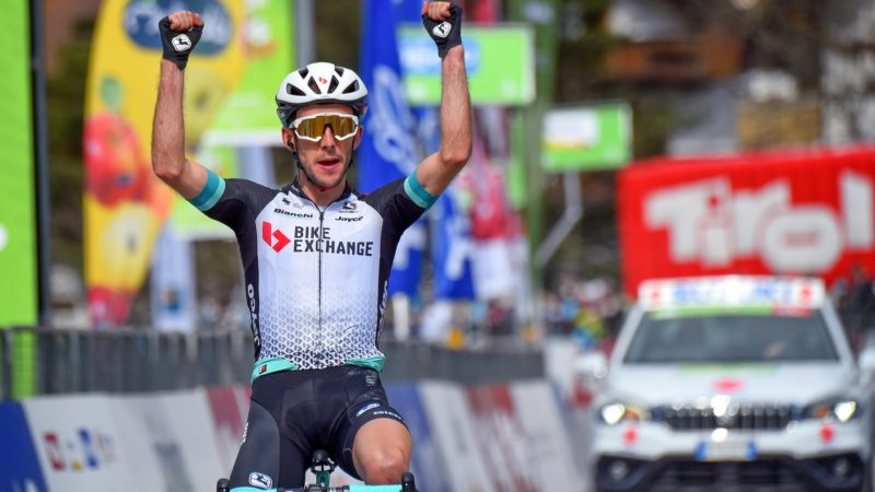 Simon Yates storms to the lead at the Tour of the Alps: Daily News