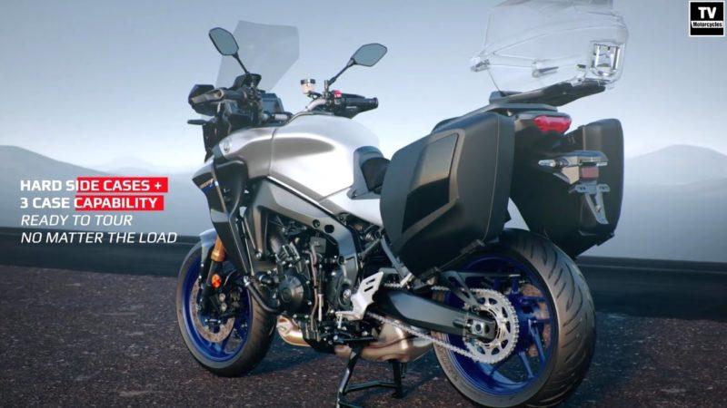 Yamaha Adventure Bike 2021, Yamaha Tracer 9GT/ Tracer 9,