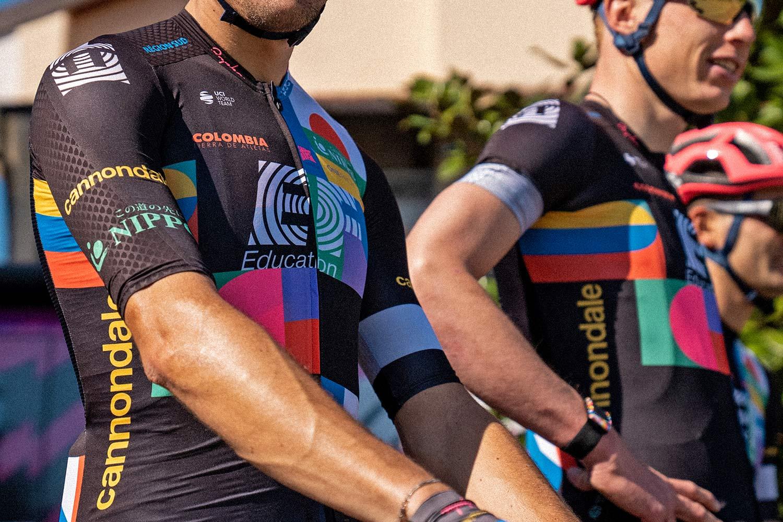 Rapha 'schnellster' TT Aerosuit, EF Giro d'Italia Schaltkit ...