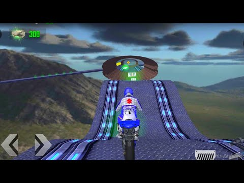 Bike Stunt Racing: Impossible Tracks Race 2021 – #2 Android GamePlay On PC