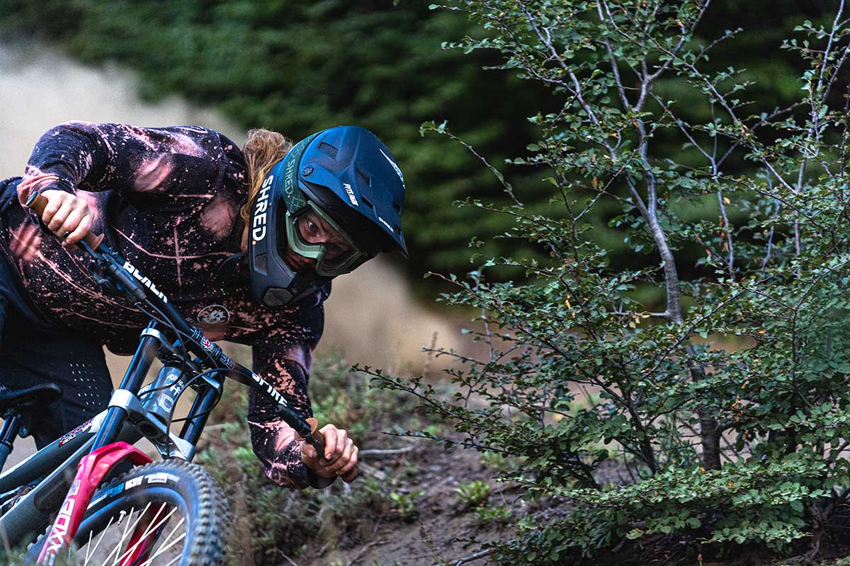 Shred Optics launch Bigshow MTB Goggles w/ strap made from recycled plastic bottles