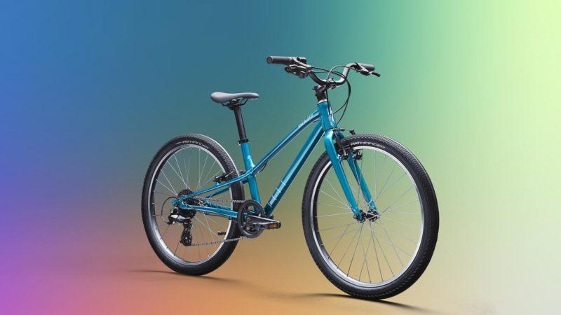 La bici per bambini Specialized Jett riceve il trattamento Retul e lo strumento di adattamento basato su app per una vestibilità perfetta