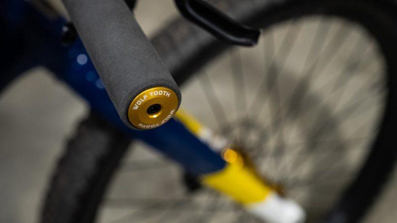 Wolf Tooth saca tapones de extremo de barra de aleación de primera calidad para combinar con otras piezas del WTC